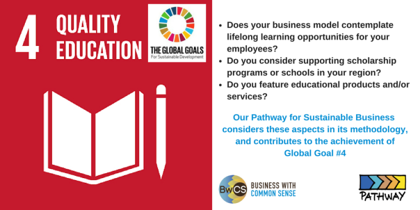 Goal 4 Quality Education